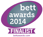 bett awards Finalist 2014